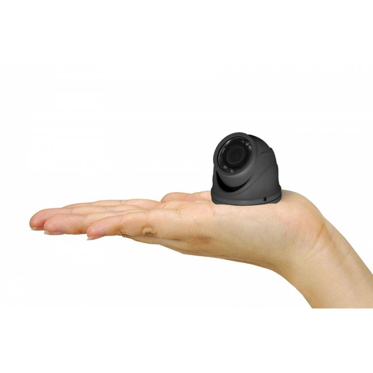 The hidden camera for discreet surveillance